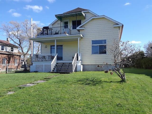 Duplex à vendre à Beauharnois, Montérégie, 344 - 346, Rue  Principale, 23143606 - Centris.ca