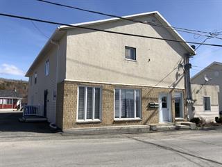 Quintuplex for sale in Sayabec, Bas-Saint-Laurent, 18 - 20, boulevard  Joubert Ouest, 17912508 - Centris.ca