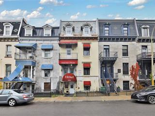 Commercial building for sale in Montréal (Ville-Marie), Montréal (Island), 1633 - 1637, Rue  Saint-Hubert, 19780026 - Centris.ca