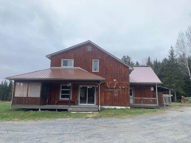 Fermette à vendre à Dudswell, Estrie, 817, Route  255 Nord, 28417281 - Centris.ca