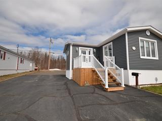 Mobile home for sale in Port-Cartier, Côte-Nord, 50, Rue  Simard, 25724337 - Centris.ca