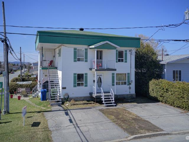 Duplex for sale in Thetford Mines, Chaudière-Appalaches, 408 - 410, 7e Rue Nord, 14145210 - Centris.ca