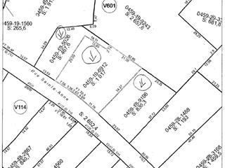 Terrain à vendre à Sainte-Anne-de-la-Pérade, Mauricie, Rue  Sainte-Anne, 16540845 - Centris.ca