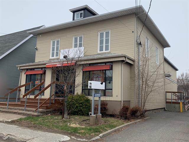 Bâtisse commerciale à vendre à La Pocatière, Bas-Saint-Laurent, 602, Avenue  Painchaud, 21947757 - Centris.ca