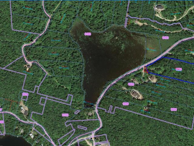 Terrain à vendre à Wentworth-Nord, Laurentides, Chemin des Montfortains, 9977428 - Centris.ca
