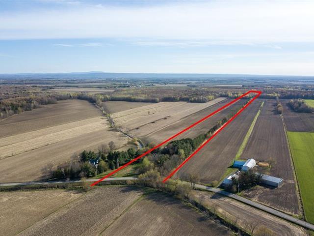Hobby farm for sale in Saint-Urbain-Premier, Montérégie, 484, Chemin de la Rivière-des-Fèves Sud, 20355289 - Centris.ca