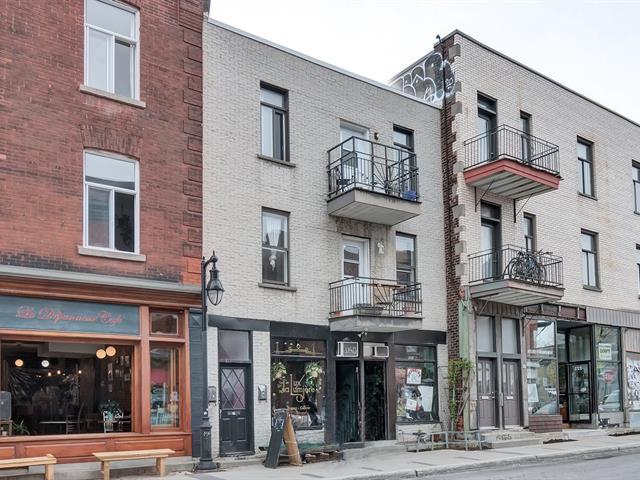 Commercial building for sale in Montréal (Le Plateau-Mont-Royal), Montréal (Island), 210Z - 216Z, Rue  Bernard Ouest, 21431491 - Centris.ca
