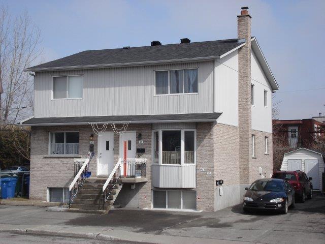 Quadruplex à vendre à Terrebonne (Terrebonne), Lanaudière, 597 - 603, Rue  Léon-Martel, 12976810 - Centris.ca