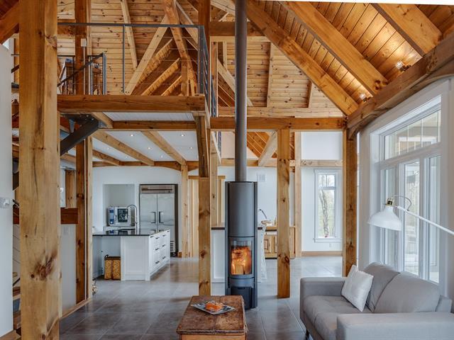 House for sale in Bromont, Montérégie, 40, Rue de la Rigole, 12610822 - Centris.ca