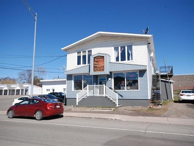 Quintuplex à vendre à Paspébiac, Gaspésie/Îles-de-la-Madeleine, 123 - 125, boulevard  Gérard-D.-Levesque Ouest, 19484244 - Centris.ca