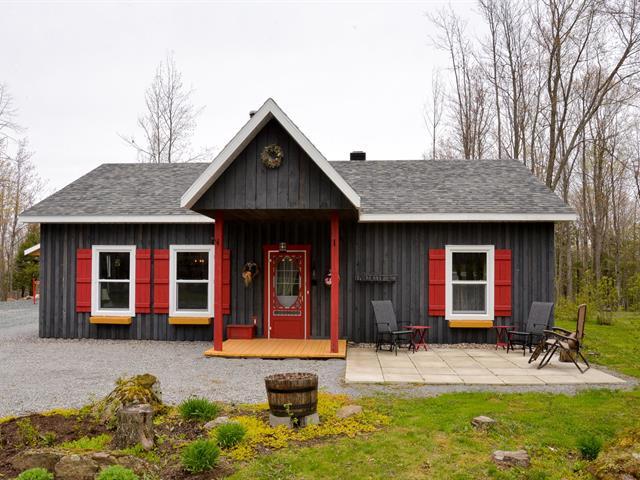 Fermette à vendre à Roxton, Montérégie, 1286, Chemin du Quartier-Auger, 27108796 - Centris.ca