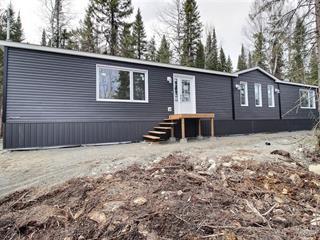 Mobile home for sale in Rouyn-Noranda, Abitibi-Témiscamingue, 2985, Route des Pionniers, 16481162 - Centris.ca