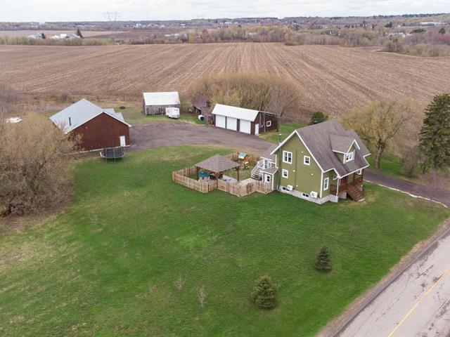 Hobby farm for sale in Saint-Félix-de-Valois, Lanaudière, 3781Z, Rang  Saint-Pierre, 21107485 - Centris.ca