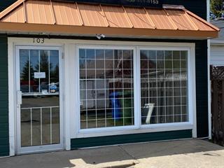 Local commercial à louer à Rigaud, Montérégie, 123, Rue  Saint-Jean-Baptiste Est, local 103, 9656169 - Centris.ca