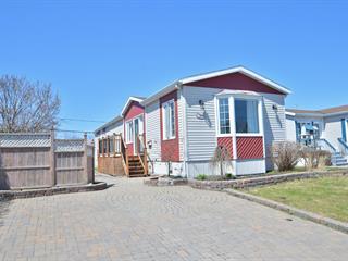 Mobile home for sale in Lévis (Desjardins), Chaudière-Appalaches, 3841, Rue des Sureaux, 23855328 - Centris.ca
