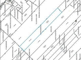 Terre à vendre à Sainte-Thècle, Mauricie, 1, Chemin  Saint-Joseph, 16491281 - Centris.ca