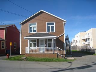 Immeuble à revenus à vendre à Matane, Bas-Saint-Laurent, 188 - 192, Rue  Soucy, 18818458 - Centris.ca
