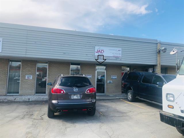 Industrial unit for rent in Québec (Sainte-Foy/Sillery/Cap-Rouge), Capitale-Nationale, 2680C, Avenue  Dalton, 25644839 - Centris.ca