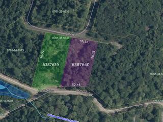 Terrain à vendre à Grenville-sur-la-Rouge, Laurentides, Rue  Ringo, 12275084 - Centris.ca