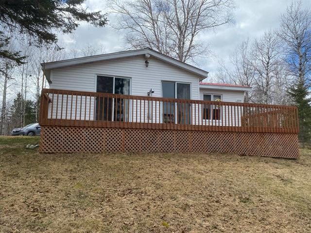 Cottage for sale in Roberval, Saguenay/Lac-Saint-Jean, 2229, 4e Rang, 25962611 - Centris.ca