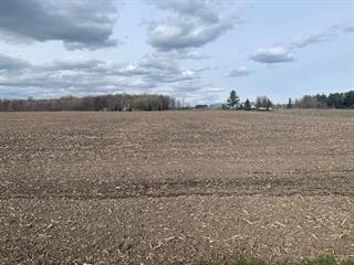 Terre à vendre à Saint-Chrysostome, Montérégie, 26, Rang  Saint-Joseph, 22644562 - Centris.ca