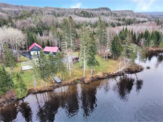Cottage for sale in Saint-Roch-de-Mékinac, Mauricie, 421, Route  Ducharme, 14520495 - Centris.ca