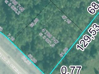 Terrain à vendre à Saint-André, Bas-Saint-Laurent, Route de la Station, 11853989 - Centris.ca