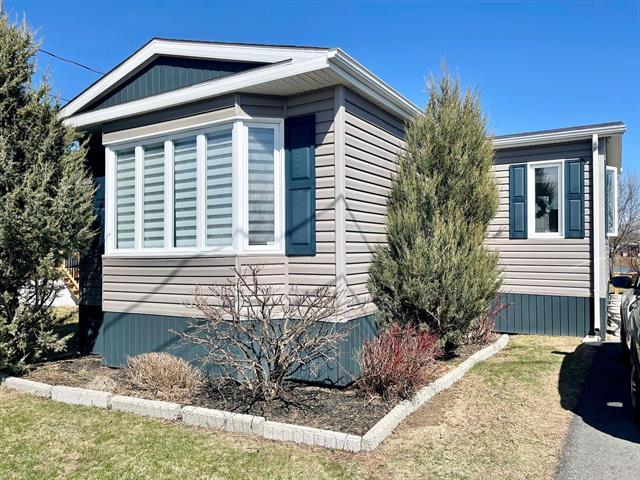 Maison mobile à vendre à Saint-Cyprien-de-Napierville, Montérégie, 18, Avenue  Bruno, 27276073 - Centris.ca