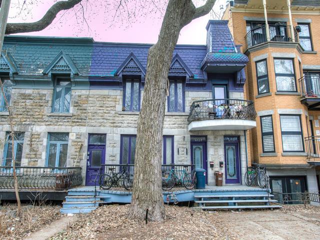Quadruplex à vendre à Montréal (Le Plateau-Mont-Royal), Montréal (Île), 4126 - 4130, Avenue du Parc-La Fontaine, 26785347 - Centris.ca