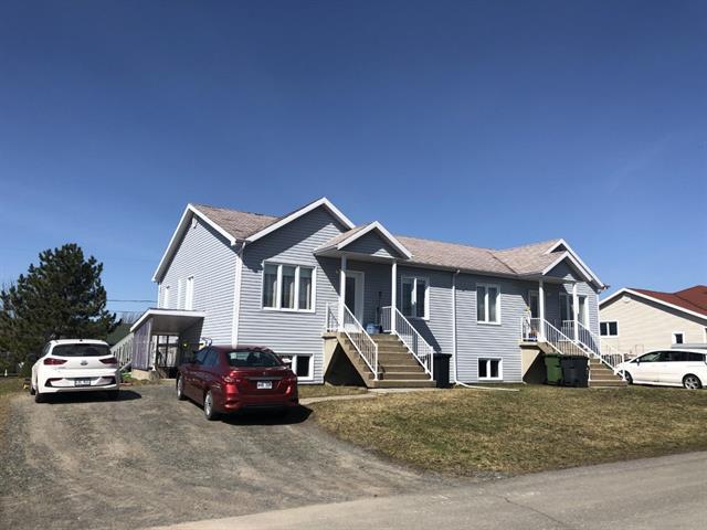 Quadruplex à vendre à Princeville, Centre-du-Québec, 68 - 80, Rue  Desharnais, 26721731 - Centris.ca