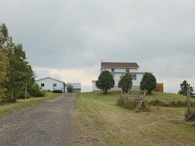 Fermette à vendre à Saint-Gabriel-de-Rimouski, Bas-Saint-Laurent, 131, Rang des Sept-Lacs Est, 10494194 - Centris.ca
