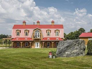 Fermette à vendre à Notre-Dame-de-Ham, Centre-du-Québec, 46B, 2e Rang Sud, 12910525 - Centris.ca