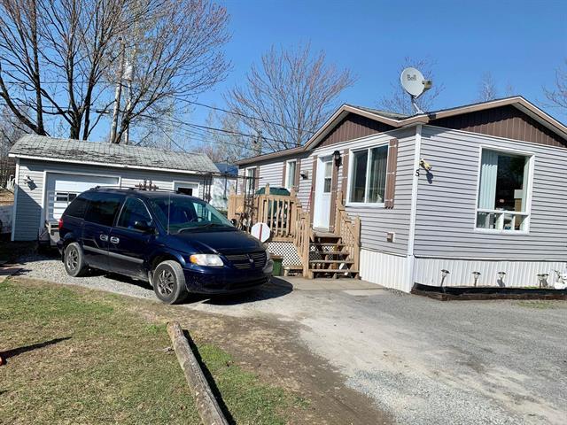 Mobile home for sale in Saint-Paul-d'Abbotsford, Montérégie, 240, Chemin de la Grande-Ligne, apt. 5, 28580485 - Centris.ca