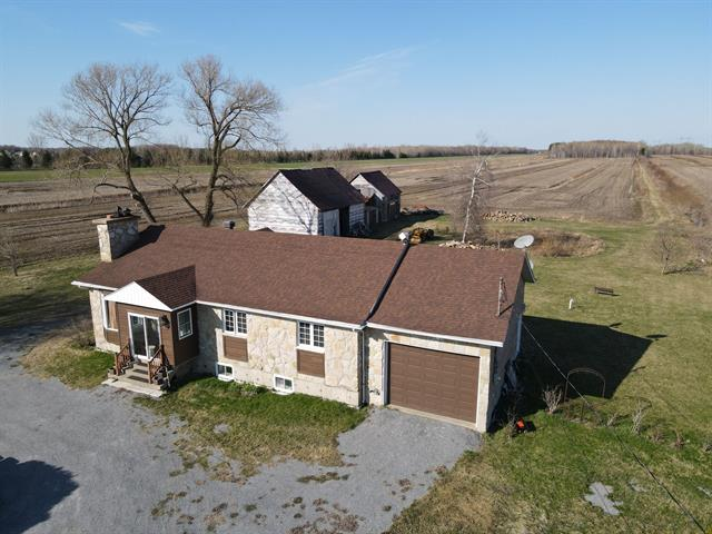 Hobby farm for sale in Saint-Eugène, Centre-du-Québec, 802Z, Rang de l'Église, 9269606 - Centris.ca
