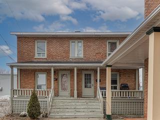 Duplex à vendre à Montmagny, Chaudière-Appalaches, 52 - 54, Avenue  Saint-Magloire, 28592372 - Centris.ca