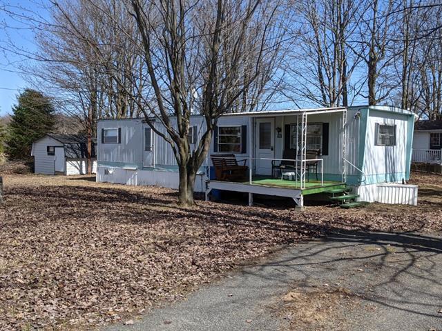 Mobile home for sale in Sainte-Eulalie, Centre-du-Québec, 522, 5e avenue, 17237178 - Centris.ca