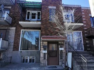Triplex à vendre à Montréal (Villeray/Saint-Michel/Parc-Extension), Montréal (Île), 3779, Rue  Jean-Talon Est, 25994947 - Centris.ca