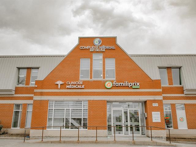 Local commercial à louer à Laval (Duvernay), Laval, 4731, boulevard  Lévesque Est, 23447553 - Centris.ca