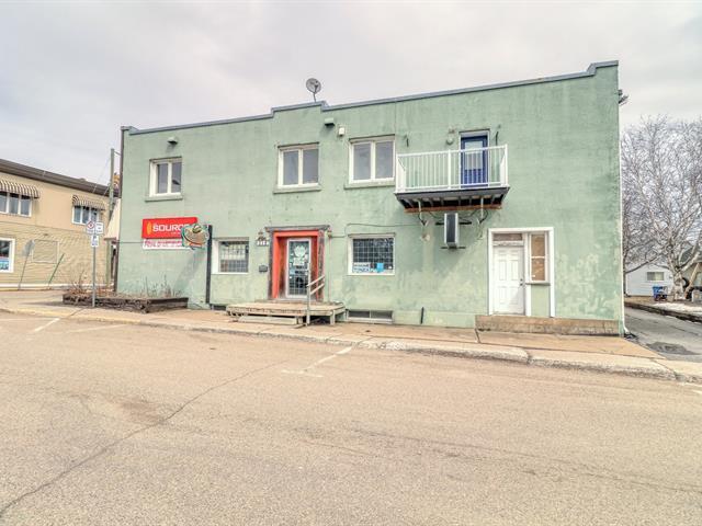 Duplex à vendre à Saint-Gabriel, Lanaudière, 115, Rue  Beausoleil, 24430261 - Centris.ca