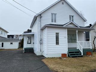 House for sale in Matane, Bas-Saint-Laurent, 171, Rue  Saint-Christophe, 26972739 - Centris.ca