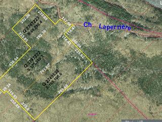 Terrain à vendre à Shawinigan, Mauricie, Chemin  Laperrière, 13833457 - Centris.ca