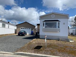 Mobile home for sale in Sept-Îles, Côte-Nord, 22, Rue des Cyprès, 25648622 - Centris.ca