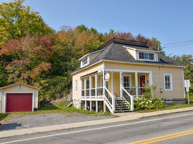 Duplex à vendre à Sainte-Marcelline-de-Kildare, Lanaudière, 381Z, Rue  Principale, 15782958 - Centris.ca