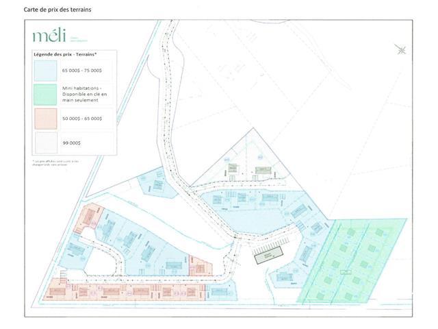 Terrain à vendre à Sainte-Béatrix, Lanaudière, Rue du Sommet, 25414711 - Centris.ca