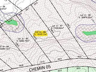 Terrain à vendre à Val-des-Monts, Outaouais, Chemin du Rubis, 21414352 - Centris.ca