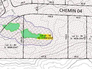 Terrain à vendre à Val-des-Monts, Outaouais, Chemin du Rubis, 28204038 - Centris.ca