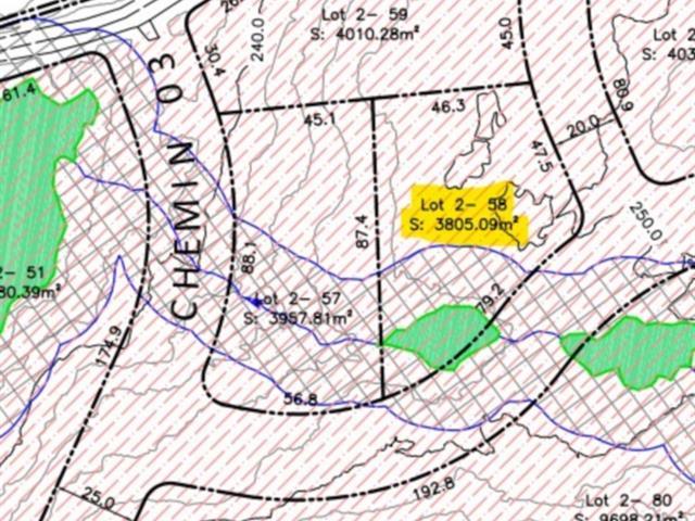 Terrain à vendre à Val-des-Monts, Outaouais, Chemin du Rubis, 25237118 - Centris.ca