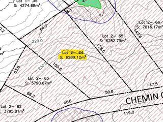 Terrain à vendre à Val-des-Monts, Outaouais, Chemin du Rubis, 13753292 - Centris.ca