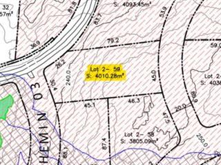 Terrain à vendre à Val-des-Monts, Outaouais, Chemin du Rubis, 21183414 - Centris.ca