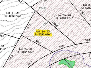 Terrain à vendre à Val-des-Monts, Outaouais, Chemin du Rubis, 19612242 - Centris.ca